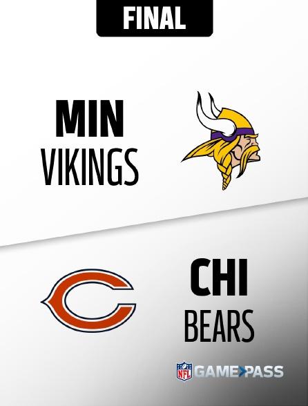 NFL 12 - Vikings - Bears