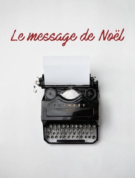 Le message de Noël
