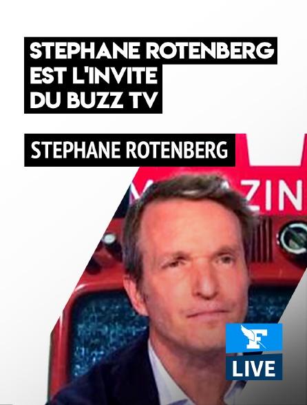 Figaro Live - Stéphane Rotenberg est l'invité du Buzz TV