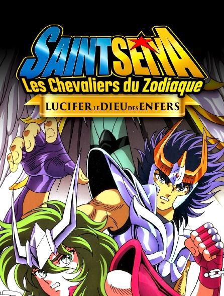Saint Seiya - Les chevaliers du Zodiaque : Lucifer - le Dieu des Enfers