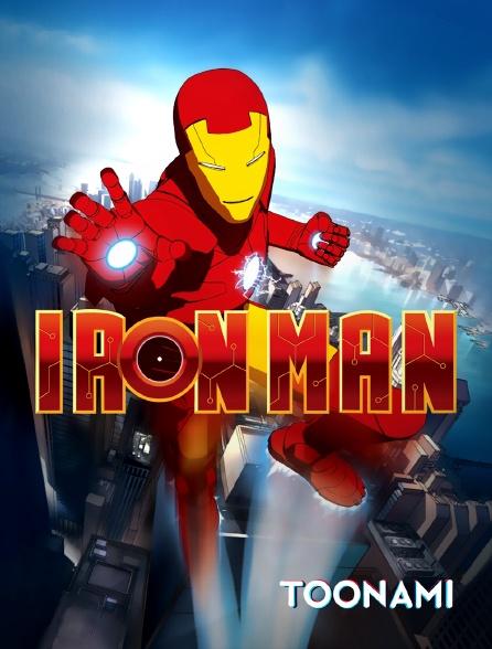 Toonami - Iron Man