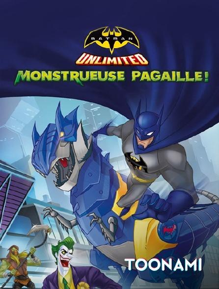 Toonami - Batman Unlimited : monstrueuse pagaille