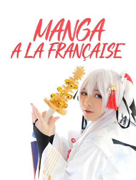 Manga à la française