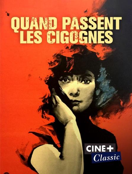 Ciné+ Classic - Quand passent les cigognes