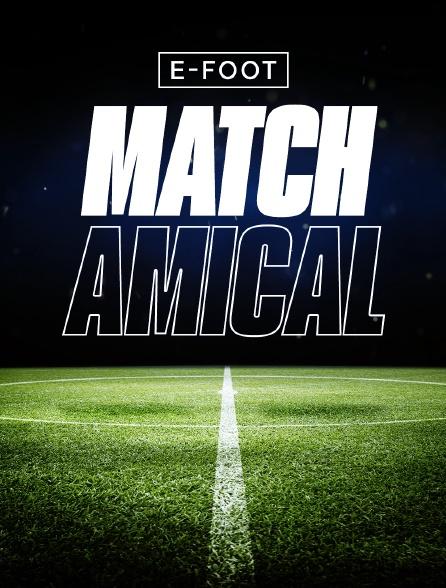 E-Foot : Match amical