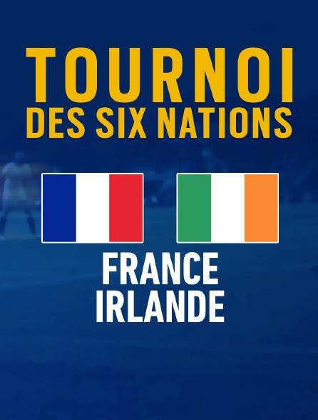 Rugby : Tournoi des VI Nations - France / Irlande