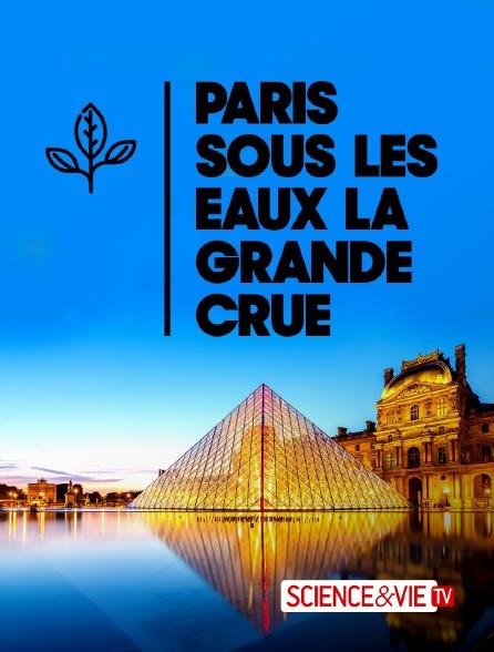 Science et Vie TV - Paris sous les eaux : la grande crue