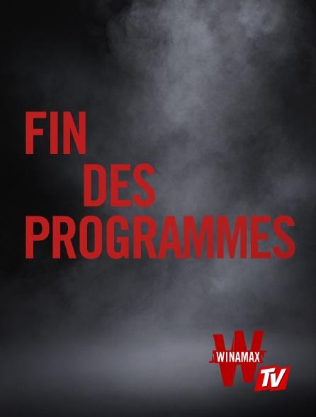 Winamax TV - Fin des programmes