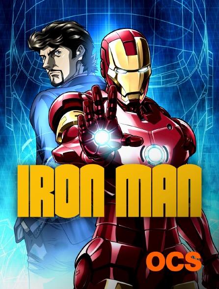 OCS - Marvel Anime: Iron Man