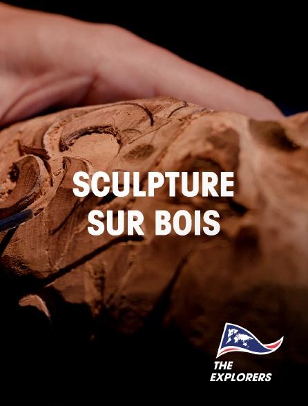 The Explorers - Sculpture sur bois