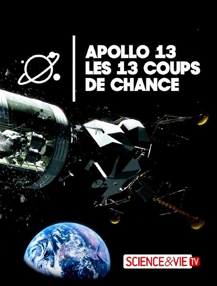 Science et Vie TV - Apollo 13 : sauvetage en 13 temps