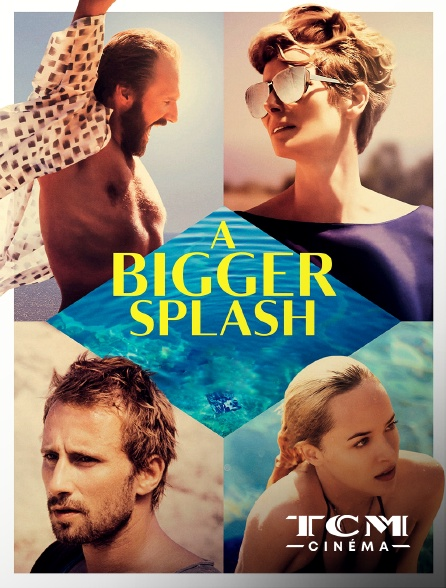 TCM Cinéma - A Bigger Splash