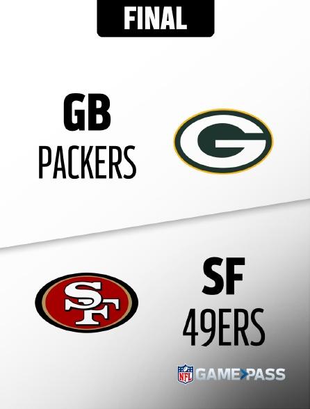 NFL 11 - Packers - 49ers en replay