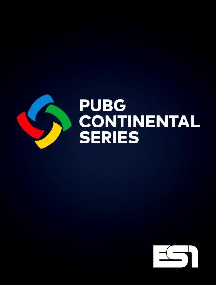 ES1 - PUBG Continental Series