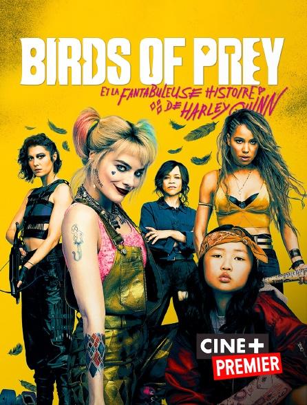 Ciné+ Premier - Birds of Prey et la fantabuleuse histoire de Harley Quinn