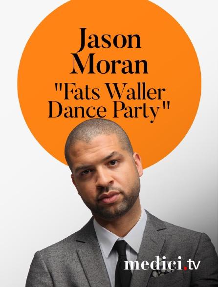 """Medici - Jason Moran interprète """"Fats Waller Dance Party"""" en concert au Paris Jazz Festival"""