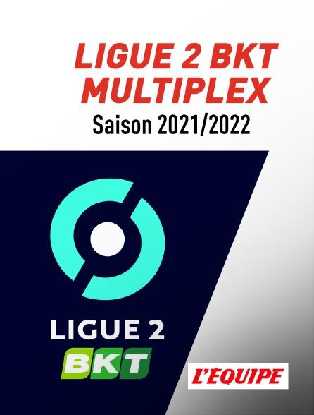 L'Equipe - Ligue 2 BKT - Multiplex