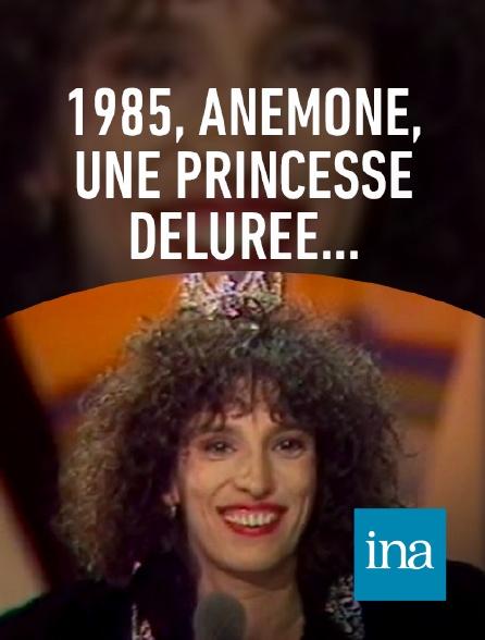 INA - Interview catastrophe d'Anémone et Thierry Lhermitte