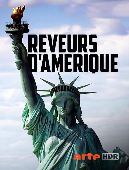Arte HDR - Rêveurs d'Amérique