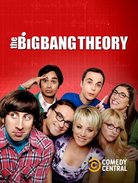 Comedy Central - Big Bang Theory