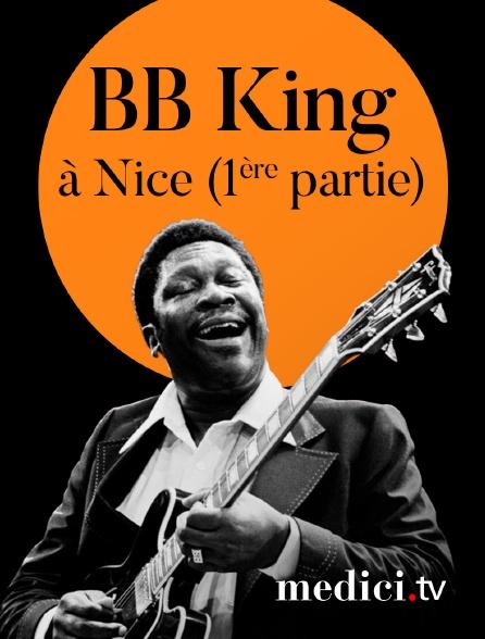 Medici - BB King en concert à Nice (1ère partie)