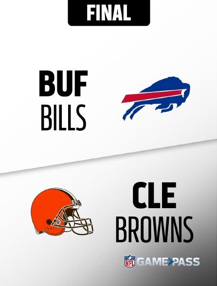 NFL 04 - Bills - Browns