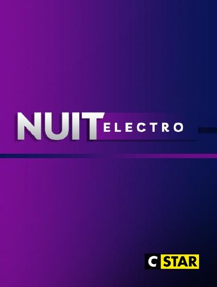 CSTAR - Nuit électro