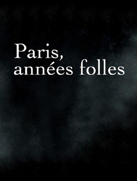 Paris, années folles