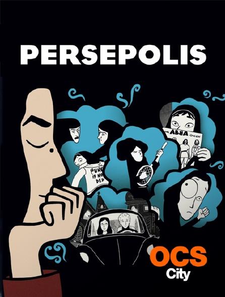OCS City - Persepolis