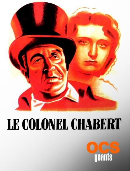 OCS Géants - Le colonel Chabert