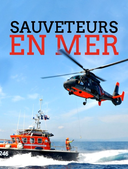 Sauveteurs en mer