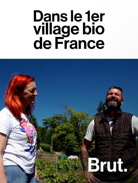 Brut - Dans le 1er village bio de France