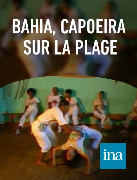 INA - Bahia, capoeira sur la plage