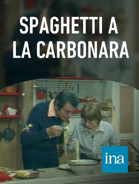 INA - Spaghetti à la carbonara