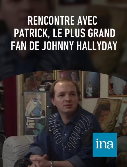 INA - Rencontre avec Patrick, le plus grand fan de Johnny Hallyday
