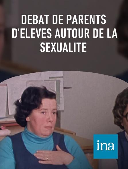 INA - Débat de parents d'élèves autour de la sexualité