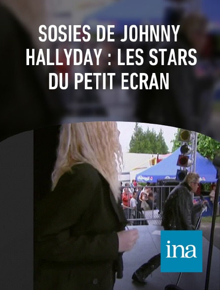 INA - Sosies de Johnny Hallyday : les stars du petit écran