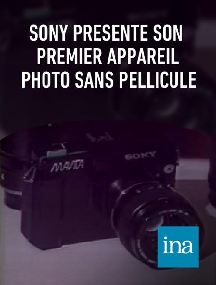 INA - Sony présente son premier appareil photo sans péllicule