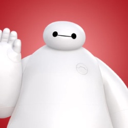 Baymax - Personnage d'animation