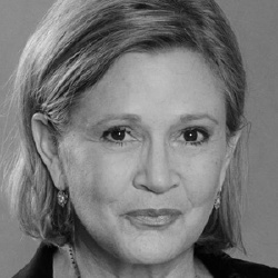 Carrie Fisher - Actrice