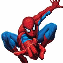 Spider-Man - Personnage d'animation
