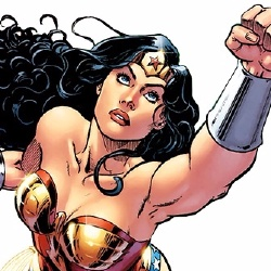 Wonder Woman - Personnage d'animation