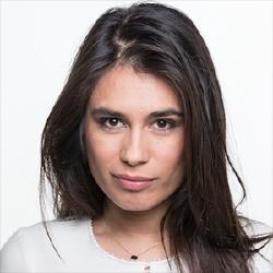 Emilie Tran Nguyen - Présentatrice