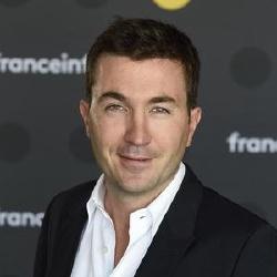 Jérôme Cadet - Présentateur