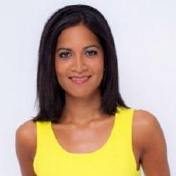 Aurélie Casse - Présentatrice