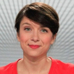 Valérie Brochard - Présentatrice