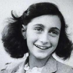 Anne Frank - Écrivaine