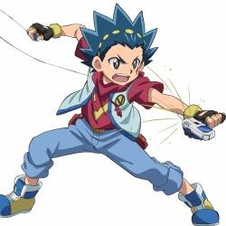 Valt Aoi - Personnage d'animation