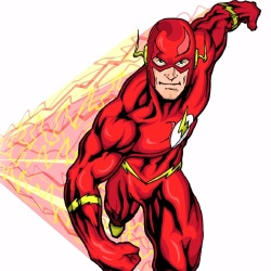 Flash - Personnage d'animation