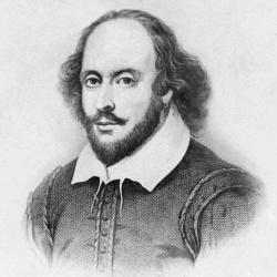 William Shakespeare - Origine de l'oeuvre, Ecrivain